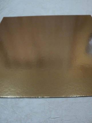 Прямоугольная подложка 30*30 см ( 10 шт), фото 2