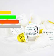 Голки інсулінові для шприц-ручок Новофайн 8 мм - Novofine 30G, Поштучно