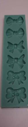 Молд кондитерский Бантики, фото 2