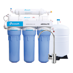 Фильтр обратного осмоса Ecosoft Absolute