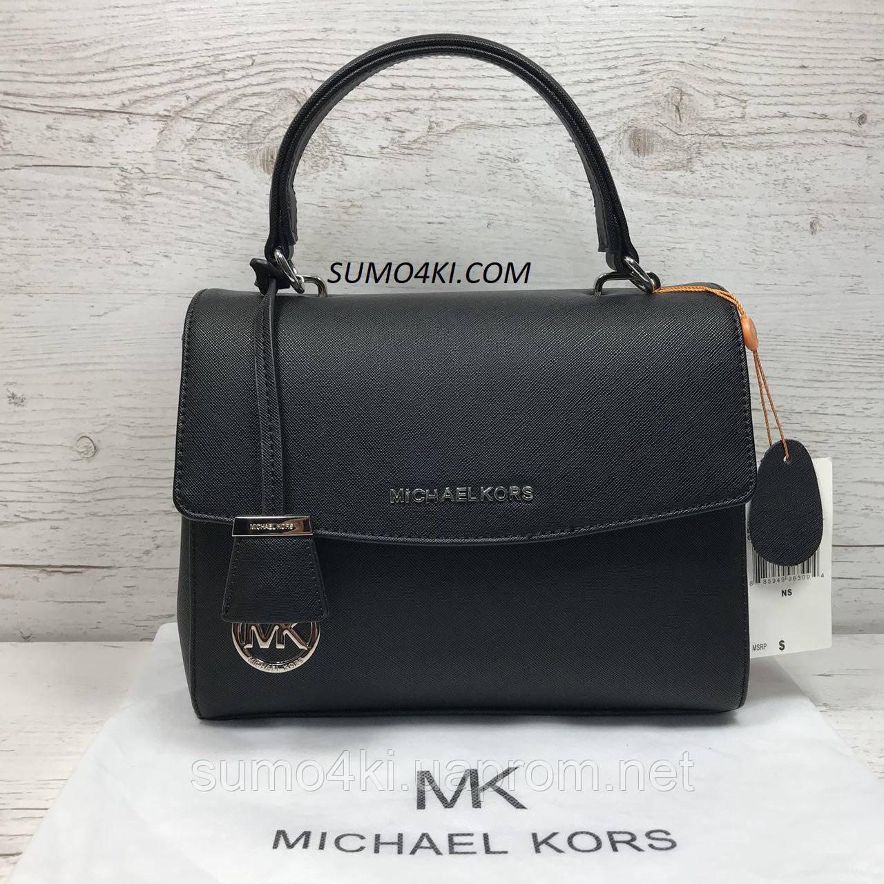 ecd2fd581b7c Женская кожаная сумка Michael Kors AVA - Интернет-магазин «Галерея Сумок» в  Одессе