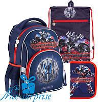 Школьный комплект для мальчика Kite Transformers TF18-513S (1-4 класс)