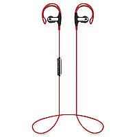 Беспроводные наушники Romix S2 Sport Wireless Headphone RWH S2 Red-Black
