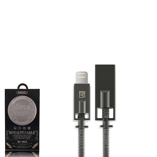 USB кабель Remax Royalty RC-056i Lightning 1m