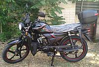 МопедSkymoto Worker 110 Alfa черный