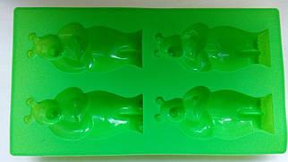 Форма силиконовая Медведь