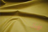 Отрез ткани коттон на хлопкой основе болоневого цвета для поделок и рукоделия