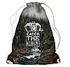 Рюкзак - мішок з принтом Catch the moment