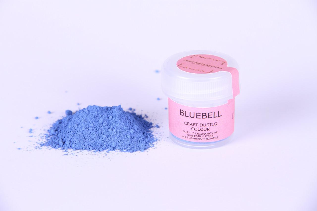 Краска сухая для цветов Sugarflair Колокольчик