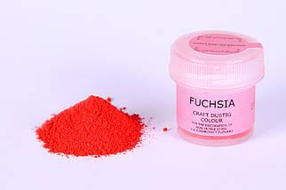 Краска сухая для цветов Sugarflair фуксия