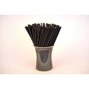 Палочки для кейк-попсов черные Украина 15 см