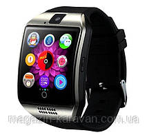 Умные часы Smart Watch Q18 Black (A671383231)
