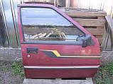 Скло правої передньої двері б/у на Mitsubishi Lancer иниверсал 1985-1992 рік, фото 2