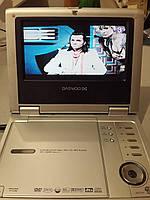 Портативный LCD DVD Плеер DAEWOO DPC-7200PD