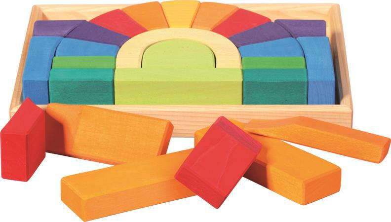 Конструктор nic деревянный Мост NIC523334