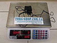 Торговые весы CAMRY CTE-15-JE31 без стойки на15 кг б/у