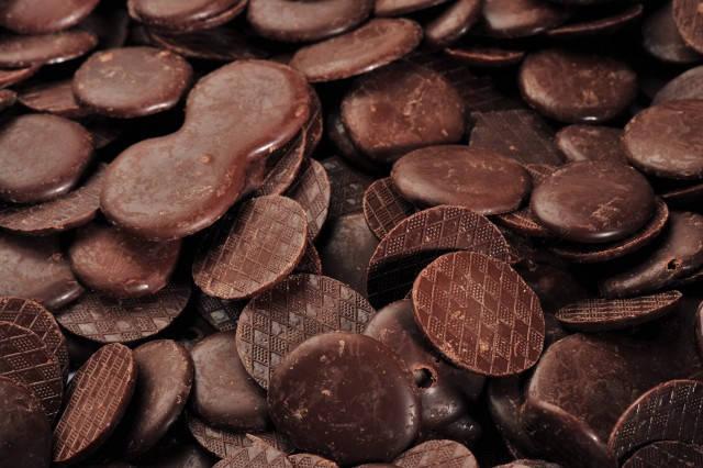 Арабеска черный шоколад 72% 0.5 кг, фото 2