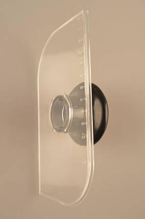 Утюжок для мастики с разметкой (прозрачный), фото 2