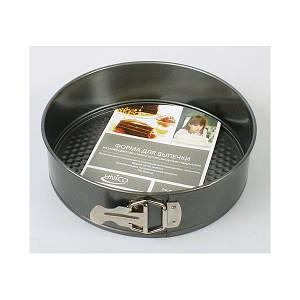 Форма для выпечки разъемная 24 см.