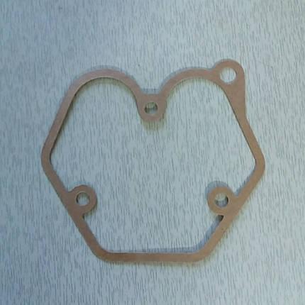 Прокладка клапанной крышки под три болта 186F, фото 2