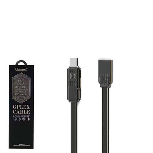USB кабель Remax Gplex 3 in 1 RC-070th Lightning & Micro USB & Type-C 1m