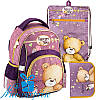 Набор для девочки начальной школы Kite Popcorn the Bear PO18-518S