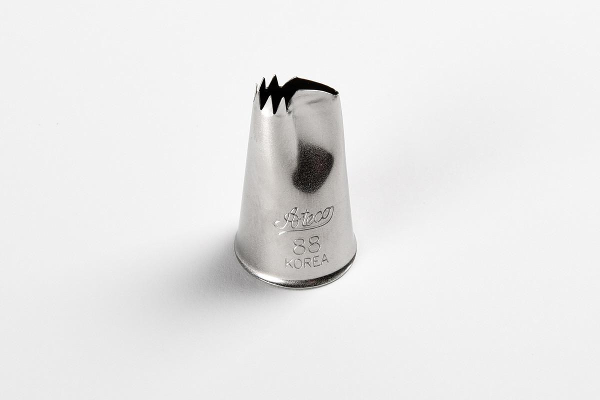 Насадка кондитерская Ateco метал. №88
