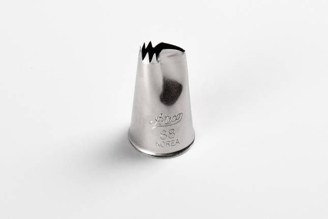 Насадка кондитерская Ateco метал. №88, фото 2