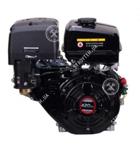 Loncin G420F Двигун бензиновий