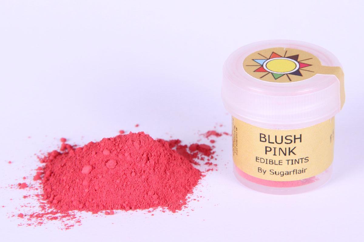 Краска сухая для цветов Sugarflair Розовый румянец