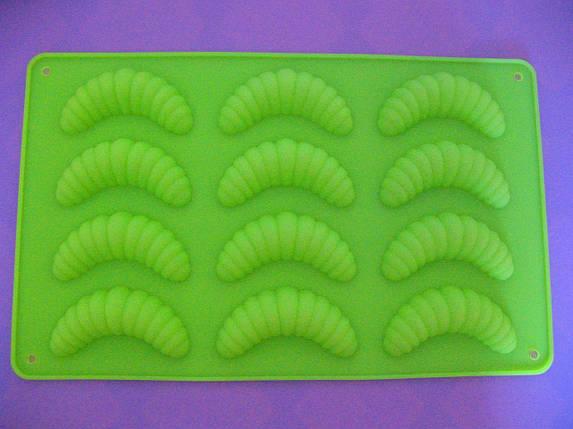 Форма силиконовая Червячки, фото 2