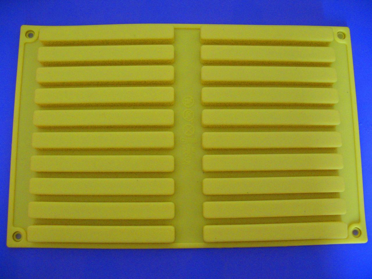 Форма силиконовая Палочки