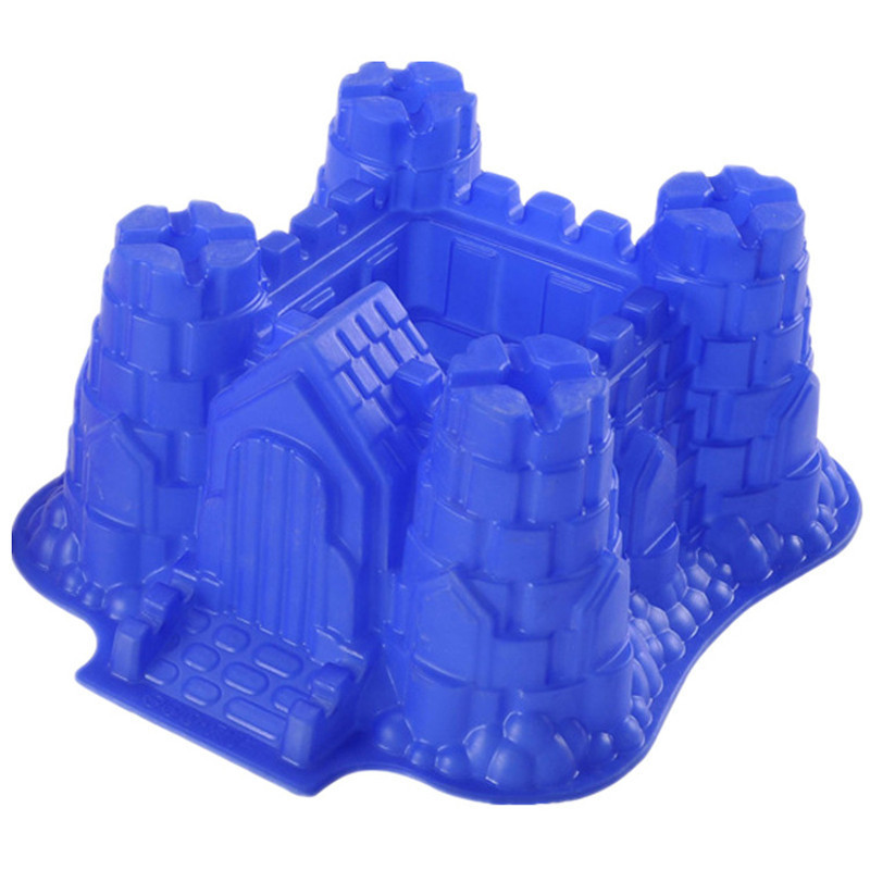Форма силиконовая 3D Замок