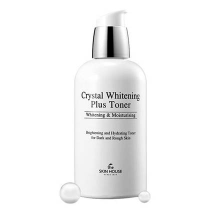 Отбеливающий тонер THE SKIN HOUSE Crystal Whitening Plus Toner, 130 мл, фото 2