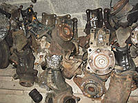 Цапфа со ступицей задняя левая R15 Ducato,Boxer,Jamper 02-06