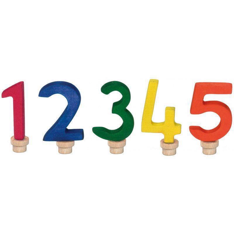 Товары для праздника nic Цифры 1-5 NIC522951