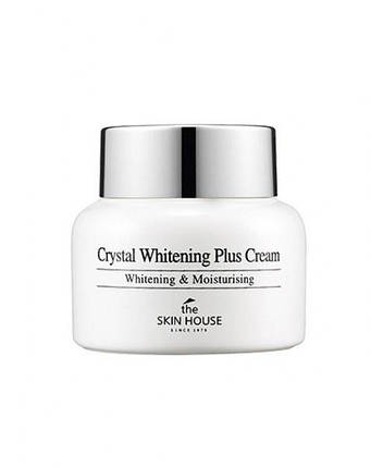 Отбеливающий крем The Skin House Crystal Whitening Plus cream, 50 мл, фото 2