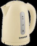 Grunhelm EKP-2217C Электрочайник (бежевый)
