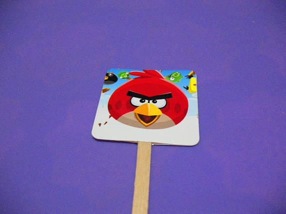 Топпер Angry birds  1 шт., фото 2