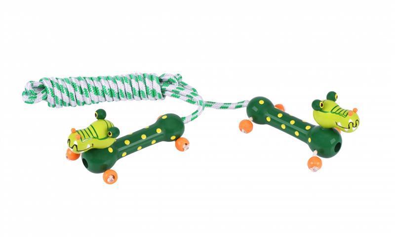 Скакалка goki Крокодил 63958G-1
