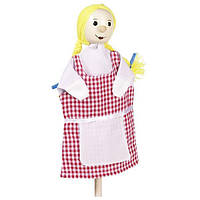 Кукла-перчатка goki Гретель 51997G