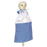 Кукла-перчатка goki Бабушка 51990G