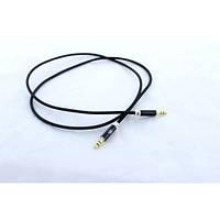 AUX Аудио Стерео Кабель 3,5мм ПАПА-ПАПА 1 м