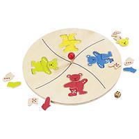 Настільна гра goki Веселі ведмедики 56941G