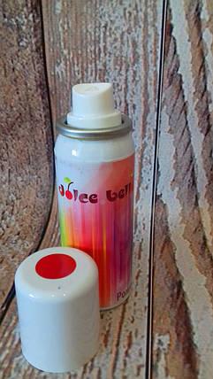 Спрей краситель Food Colours Рубин 50 мл., фото 2