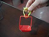 Каплеуловитель для ниппельной поилки на 360, фото 6