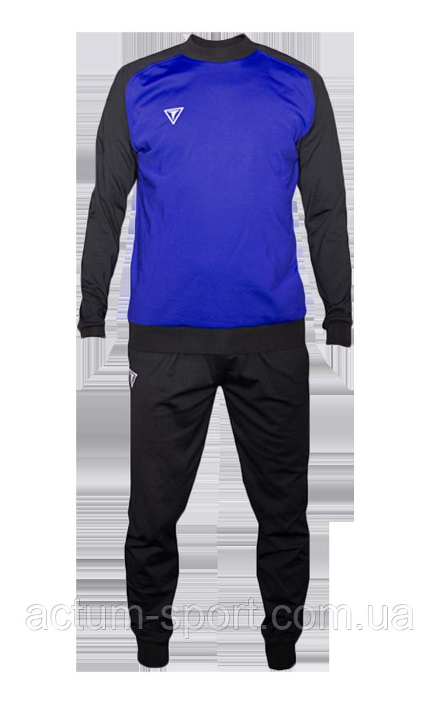 Костюм тренировочный Classic Titar Сине/черный, XL
