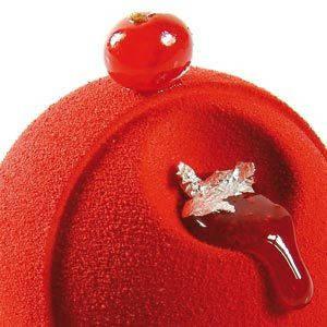 Кондитерский Велюр Красный Modecor 250 мл, фото 2
