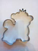 Форма металл для пряников Обезьяна