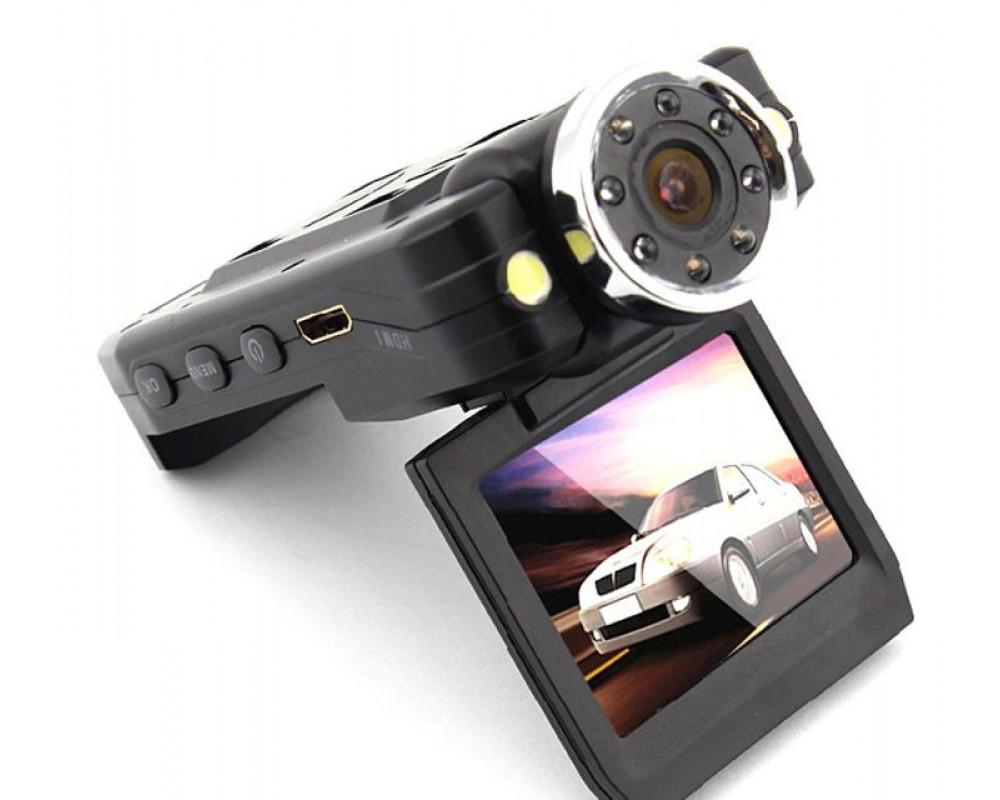Копія Відеореєстратор 198 HD Portable DVR with 2.5 TFT LCD Screen